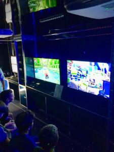 Video game truck party in metro Atlanta Georgia by TKT Gamers Zone