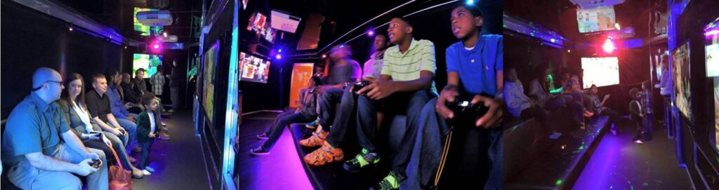 Video game truck parties in metro Atlanta Georgia by TKT Gamers Zone