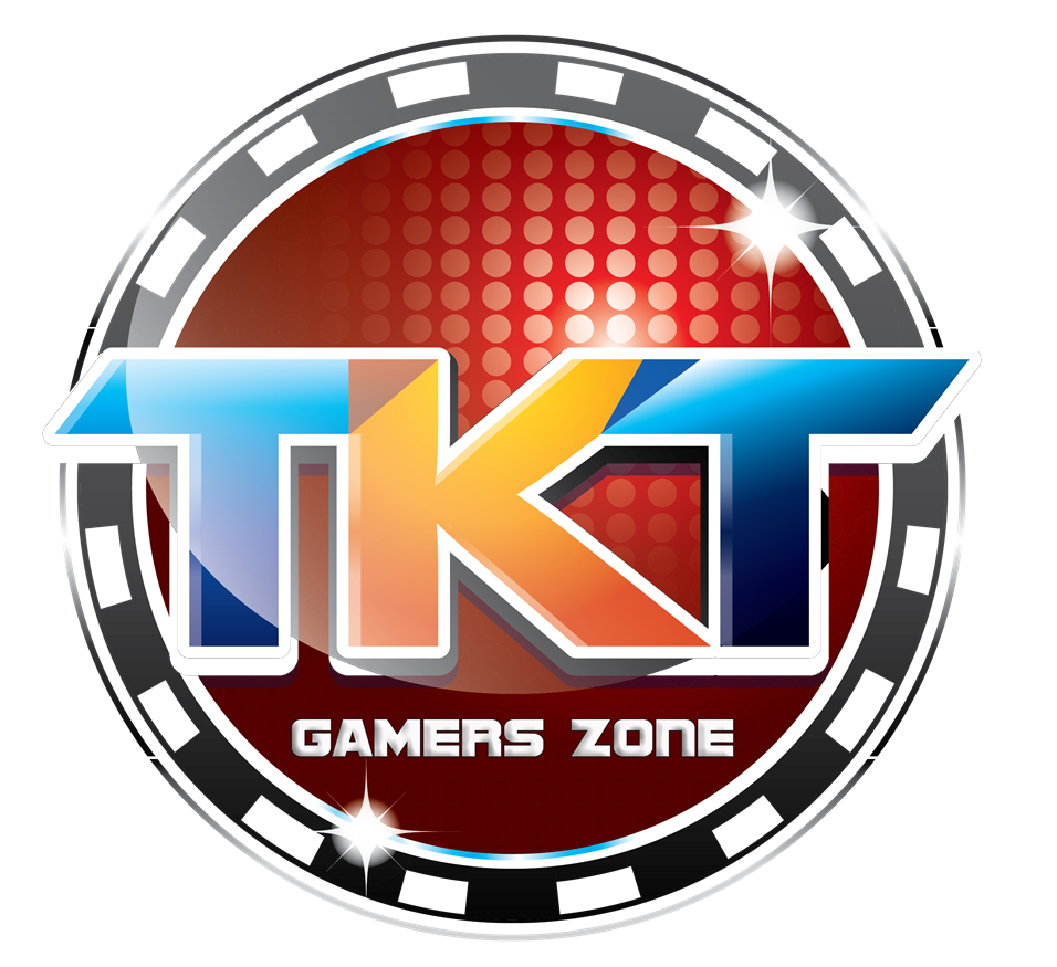 TKT Gamers Zone logo